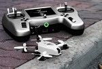 RotorX RTF V2 Atom FPV Quadcopter Drone w/TBS Tango TX/VRX w/Built-in FPV Screen