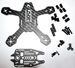 RotorX RX122 Atom 122mm Mini Quad Carbon Fiber Frame