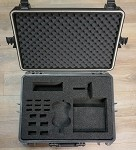 Phoenix Flight Gear Large RS90 Enclosed Prop Micro FPV Carry/Storage Case
