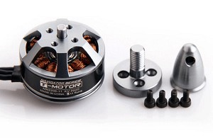 Rc Tiger T-Motor MN2206 Brushless 2000kv Motor