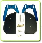 Secraft V1 TX Tray Hand Rest BLUE