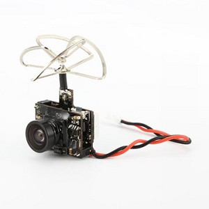 Eachine TX03 Super Mini 0/25/50/200mW Switchable AIO 5.8GHZ 72CH VTX 600TVL 1/3 Cmos FPV Camera