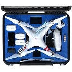 GO Professional Case Phantom 2 Vision/GOPro Hard Case