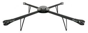 Vulcan UAV MultiFrame SkyHook X8 Quad