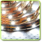 Super Bright LED Flexible 1 Meter Strip White