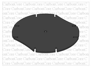 X4 Top Dome Plate