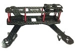 H250 ZMR250 250mm Carbon Fiber Mini Quadcopter Multicopter Frame Kit